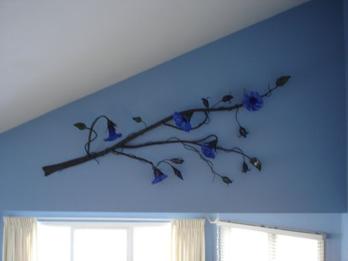 Custom Made Wall Floral