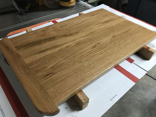 Custom Pull Out Cutting Board