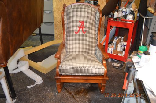 Custom Made Custom Team Chair