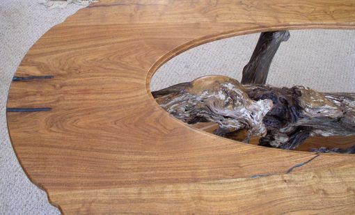 Custom Made Roots Breakfast Table