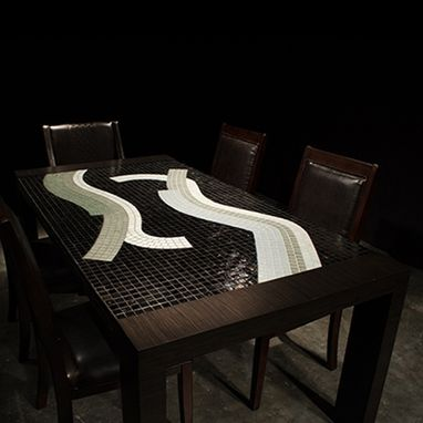 Custom Made Modern Art Table