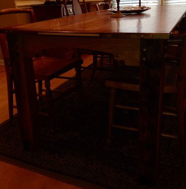 Custom Made Reclaimed Dining Table