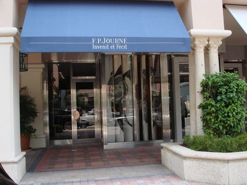 Custom Made Journe Watches Custom Watch Designers. Private Showroom At Mizner Park Boca Raton,Fl