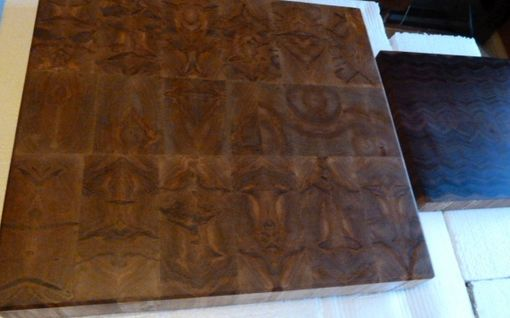 Custom Made Koa End Grain Chopping Board