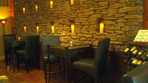 Custom Made Stone Wall