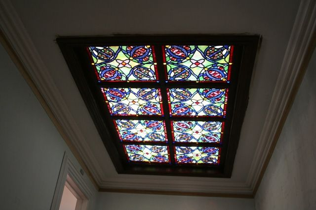 Handmade Stained Glass Skylight Residential By Cathedral