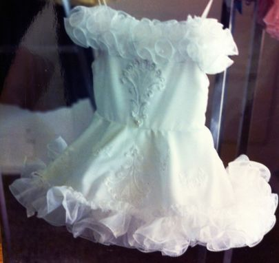 Custom Made Pageant Dresses