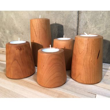 Custom Made Candle Holders