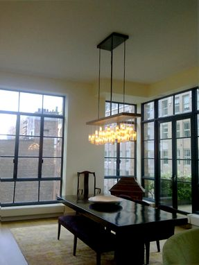 Custom Made Pendant Lighting - Drop