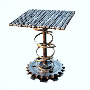 Raymond Guest Metal Art At Recycled Salvage Design