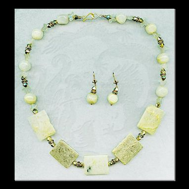 Custom Made Versailles Necklace & Earrings Set