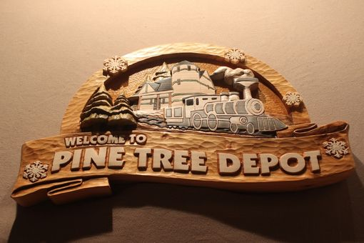 Custom Made Custom Wood Signs | Home Signs | Cabin Signs | Cottage Signs | Business Signs