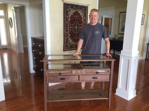 Custom Made Console Display Table