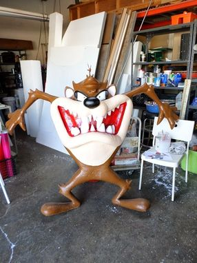 Custom Made Taz Looney Toon Prop