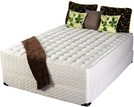 Custom Made Traditional Coil Mattress With Memory Foam