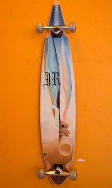 Custom Made Custom Longboards