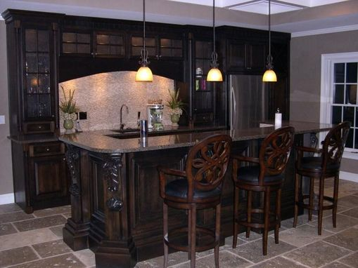 Custom Made Exquisite Bar