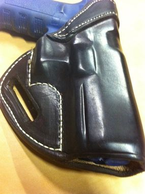 Custom Made Custom Nay Leather Holster