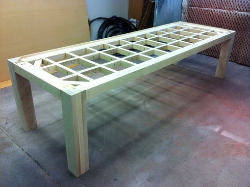 Custom Made Lacquer Dining Table