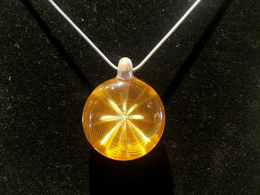 Custom Made Elements Of The Sun Pendant