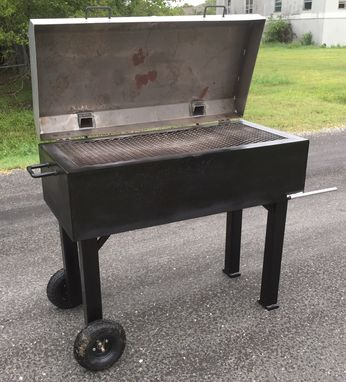 Custom Made Flattop Grill