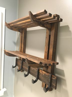 Custom Made Rustic Shelve