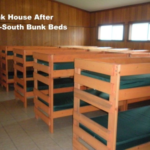 Custom Bunk Beds handmade bunk house bunk bedsambassador woodcrafts