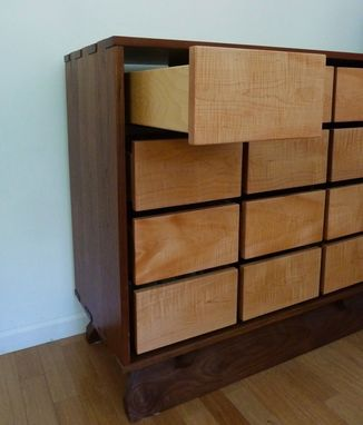 Custom Made Dresser / Chest Of Drawers