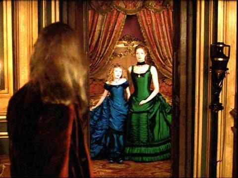 Custom Made Interview With A Vampire Mother And Daughter Inspired By Kirsten Dunst Costume Set