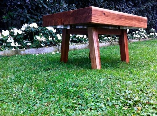 Custom Made Side Table 01