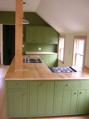Custom Made Guest House Kitchen