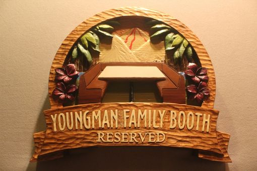 Custom Made Custom Carved Family Signs, Home Signs, House Signs, Cabin Signs And Wood Signs For Any Setting