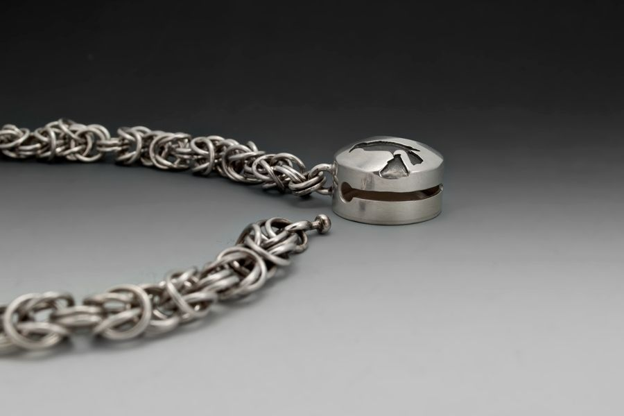 larger for chains l silver guys mens men s necklace curb view chain sale discount unique sterling