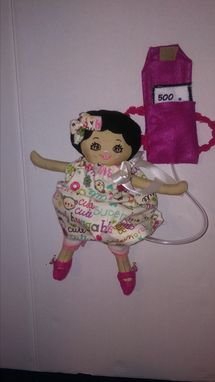 Custom Made Special Needs Doll Or Animal