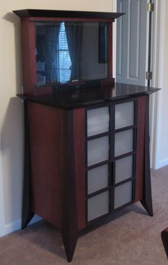 Custom Made Modern Tv Stand And Dresser