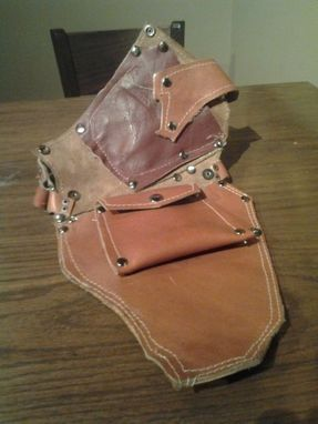 Custom Made Wallet And Holster Pouches