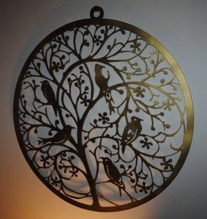 Custom Made Metal Art - Wall Decor -Decorative Interior & Exterior Designs In Metal