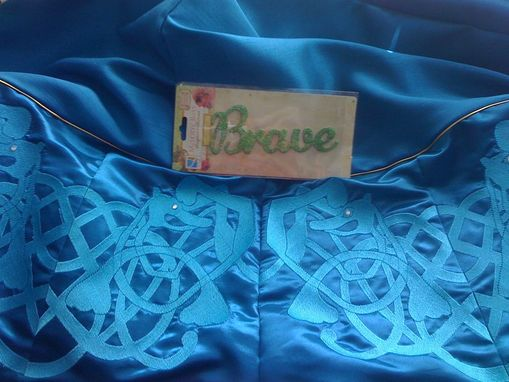Custom Made Merida Version B Brave Inspired Costume Adult Screen Quality