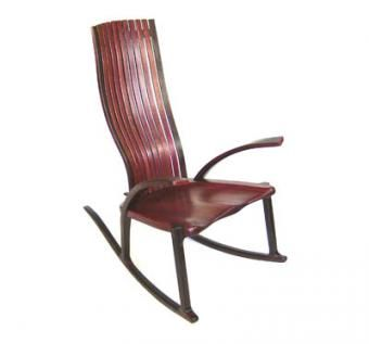 Custom Made Sarba Rocking Chair