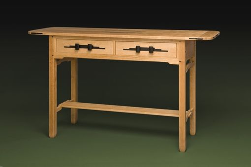 Custom Made Greene & Greene Serving Table
