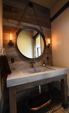 Custom Made Bathroom Vanity Top