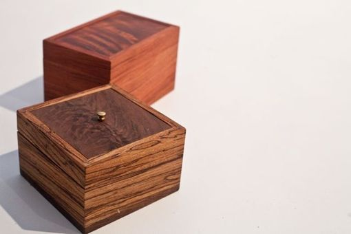 Custom Made Small Decorative Boxes