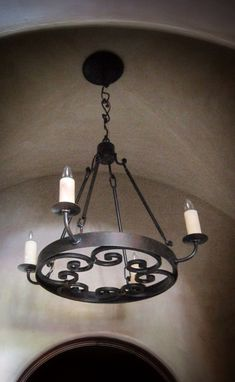 Custom Made Metal Ceiling Lighting