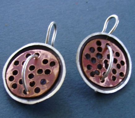 Custom Made Silver Domes With Copper