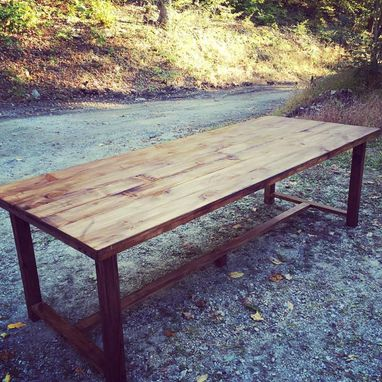 Custom Made Custom Built Dinning Tables