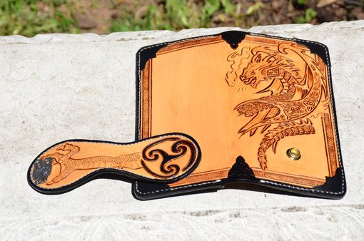 Custom Made Original Designed Leather Wallet