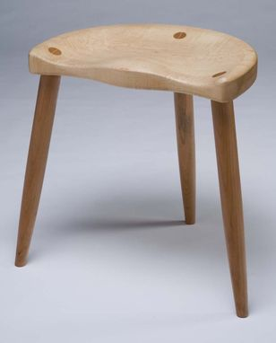 Custom Made Cathance River Stools- 18 Inches
