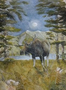 Custom Made Wildlife Art