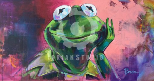 Custom Made Kermit
