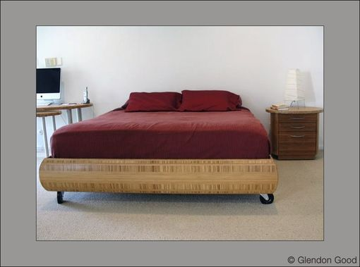 Custom Made Custom King Size Bed Frame